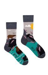 Spox Sox Ponožky Spox Sox - Medvědi