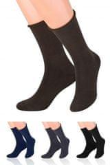 STEVEN Pánské ponožky Steven art.111