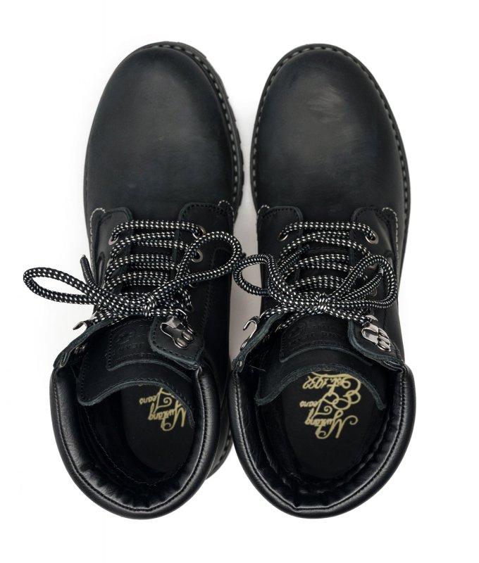 Mustang férfi slip on cipő 41 fekete