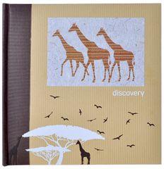 Innova Editions Album Žirafy memo