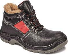 Fridrich&Fridrich Zimná bezpečnostná obuv Jena S3 SC-03-012
