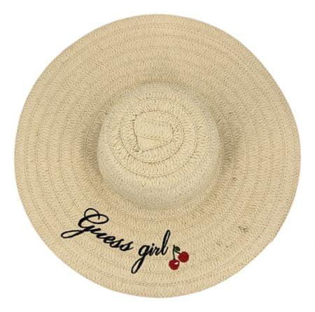 Guess Plážový klobouk E92Z00 WO03G - Guess béžová uni