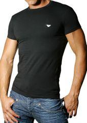 Emporio Armani Pánské tričko Emporio Armani 111035 CC729 černá
