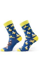 Sesto Senso Nepárové ponožky Sesto Senso Finest Cotton Women