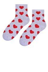 STEVEN Dámské ponožky Steven 099-537