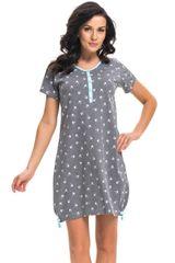 Dn-nightwear Dámská noční košile Dn-nightwear TM.9202