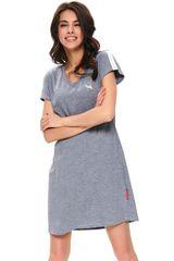 Dn-nightwear Dámská noční košile Dn-nightwear TM.9721