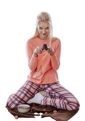 Key Dámské pyžamo Key LNS 403 B19