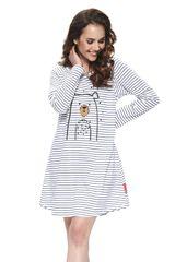 Dn-nightwear Dámská noční košile Dn-nightwear TM.9718