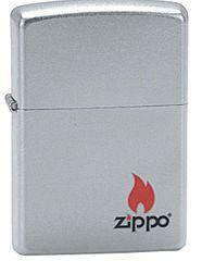 Zippo Gaz lżejszy Zippo Logo 20199