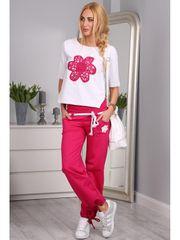 Amando Športová súprava ružovej farby 779