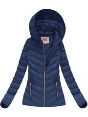Amando Dámska prechodná bunda W70BIG, tmavo modrá