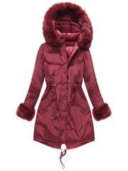 Amando Bordová obojstranná zimná bunda PM7210