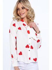 Amando Dámska elegantná košeľa 3769