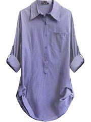 Amando Dámska košeľa X1710X fialová