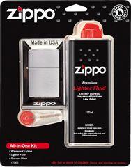 Zippo Zestaw upominkowy Zippo All in One Kit 30035