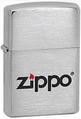 Zippo Benzínový zapalovač Zippo Logo LC