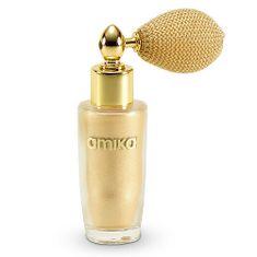 Amika Arany csillámok hajraShow Off (Gold Dust) 10 g