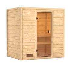 KARIBU fínska sauna KARIBU SELENA (6164)