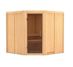 KARIBU fínska sauna KARIBU JARIN (71360)