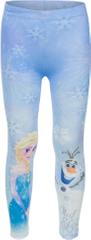FOOT Dívčí legíny Frozen II Velikost: 92/98 (2-3 roky)