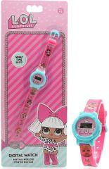 ToyCompany Digitální hodinky L.O.L. Surprise
