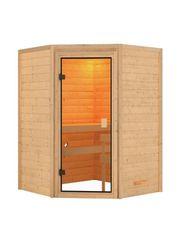 KARIBU fínska sauna KARIBU FRANKA (59950)
