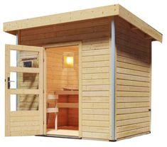 KARIBU fínska sauna KARIBU JORGEN (86168)