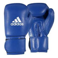 Katsudo Boxerské rukavice Adidas AIBA II modré - kůže