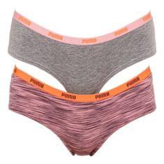 Puma 2PACK dámské kalhotky vícebarevné (693018001 174)