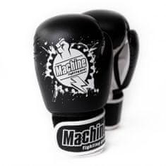 MACHINE Boxerské rukavice Machine Fist - černo / bílé