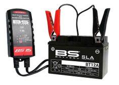 BS-Battery BS15 polnilec in vzdrževalec za akumulatorje
