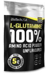BioTech USA 100% L-Glutamine 1000g