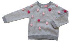 Carodel dievčenský sveter W19-5809