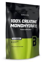 BioTech USA 100% Creatine Monohydrate sáčok 500g