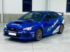 Allegria jízda v Subaru Impreza WRX STI