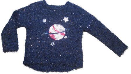 Carodel lány pulóver 104 kék