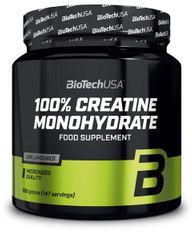 BioTech USA 100% Creatine Monohydrate dóza 500g