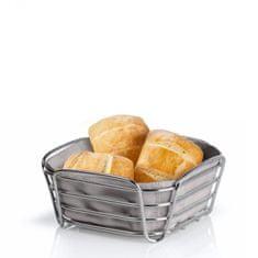 Blomus  Košík na pečivo malý sivohnedý DELARA