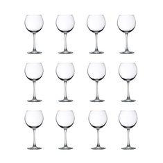 Libbey sada 12 skleniček na víno, 190 ml