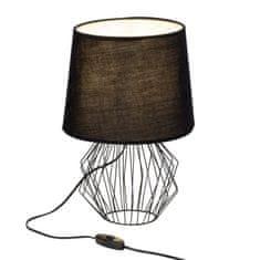Brilliant kovová stolní lampa Noris