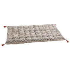 Deko & Co potištěná tenká podlahová matrace Marsala - 120 × 60 cm