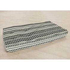 Cotton Wood potištěná podlahová matrace DJERBA - 120 × 60 cm