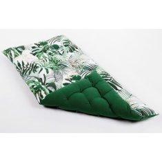 Cotton Wood potištěná tenká podlahová matrace PARADISE - 120 × 60 cm