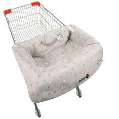 Safety 1st polstrování do nákupního košíku - šedé