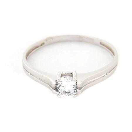 Amiatex Arany gyűrű 16830 + Nőin zokni Gatta Calzino Strech, 58, 1.7 G