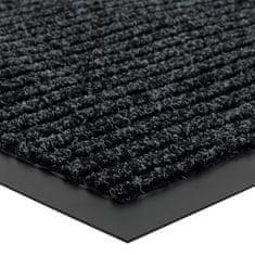 FLOMA Antracitová čistící vnitřní vstupní rohož Everton, FLOMA - 0,6 cm