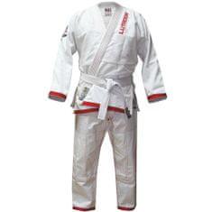 Blitz Dětské kimono Lutador Brazilian Jiu Jitsu Gi - bílé