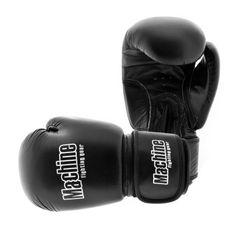 MACHINE Boxerské rukavice Machine Retro - černé