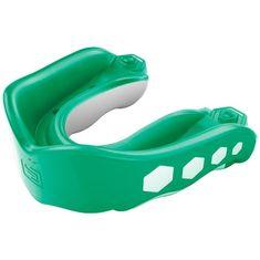 SHOCK DOCTOR Shock Doctor GEL MAX - chránič zubů - zelený S PŘÍCHUTÍ Spearmint 6323A